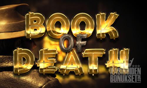 book of dead suosittu rahapeli